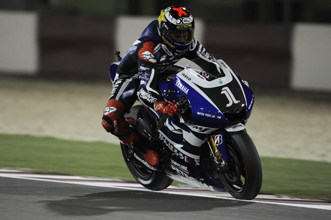 World champion Jorge Lorenzo was on the gas at the Qatar season opener despite struggling for top end, and he'll contend for the victory at Jerez.