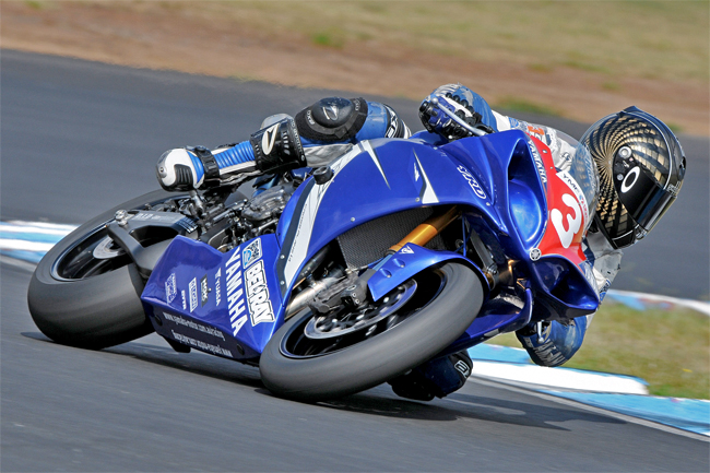 Some teams are suggesting YRT has an unfair advantage in FX-Superbike since Yamaha sponsors the series - a hard scenario to believe. Image: Keith Muir.