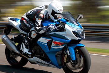 The 2012 Suzuki GSX-R1000 is now available.