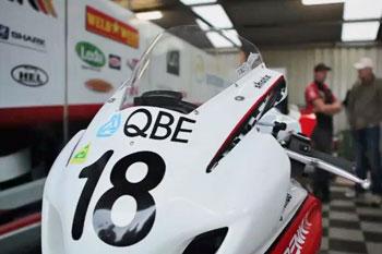 Cube Racing's Ben Henry profile