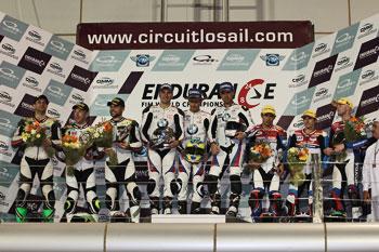 Cudlin wins, O'Halloran podiums at Qatar EWC round