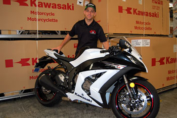 Pirotta joins Go Eleven Kawasaki for 2013 Superstock 1000 FIM Cup