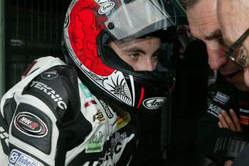 Matt Davies lands PTR Honda 2013 World Supersport ride