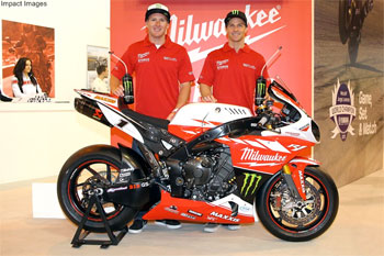 Waters confirmed for British Superbike series with Milwaukee Yamaha