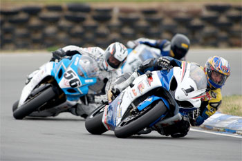 Bugden retains points lead in New Zealand Superbike series