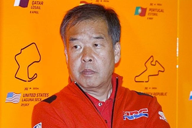 Industry Insight: HRC's Shuhei Nakamoto