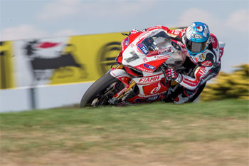 Ducati Alstare exceed expectations in early stages of WSBK comeback