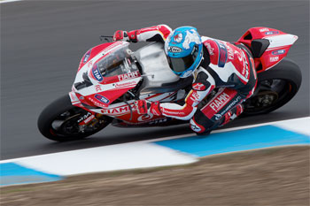 Checa tops close pre-season World Superbike test at Phillip Island