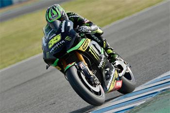 Crutchlow leads final MotoGP test of 2013 pre-season