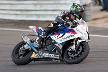 Allerton scorches to first ASBK Superpole of the 2013 season