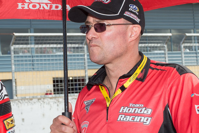 Industry Insight: Team Honda Racing's Paul Free