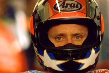 Kevin Schwantz will return to the grid at the 2013 Suzuka 8 Hour after an 18-year absence. Image: Kevin-Schwantz.com.