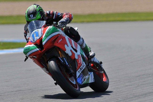 Sam Lowes put in another dominant performance to make it a top result for British riders at home.