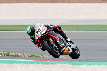 Melandri and Laverty split Portimao Superbike World Championship wins