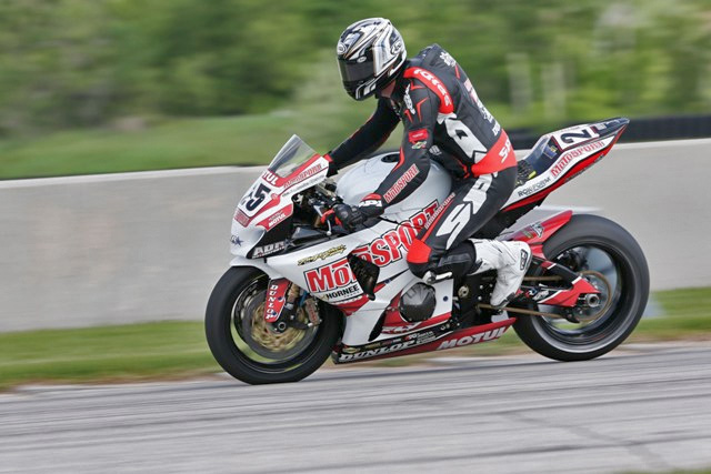 ADR Motorsports rider Dave Anthony will be in action this weekend at Barber.