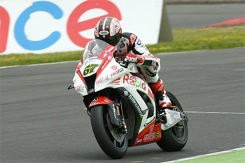 Byrne tops BSB practice at Knockhill, Brookes top Aussie in third