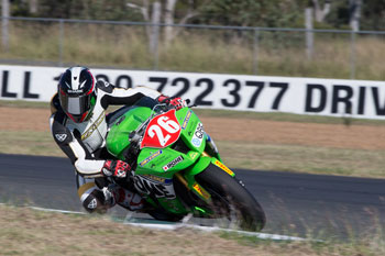 Condon, Demmery and Walters win Saturday ASBK support races