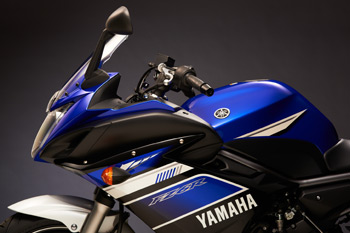Yamaha introduces sporty new 2013 FZ6R middleweight