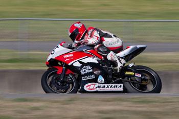 Morris completes Supersport sweep at Sydney Motorsport Park