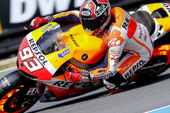 Marquez expresses delight in unexpected Brno GP win