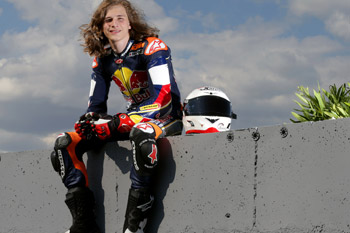 2013 Red Bull Rookies champ signs with Ajo Motorsport for Moto3 title tilt