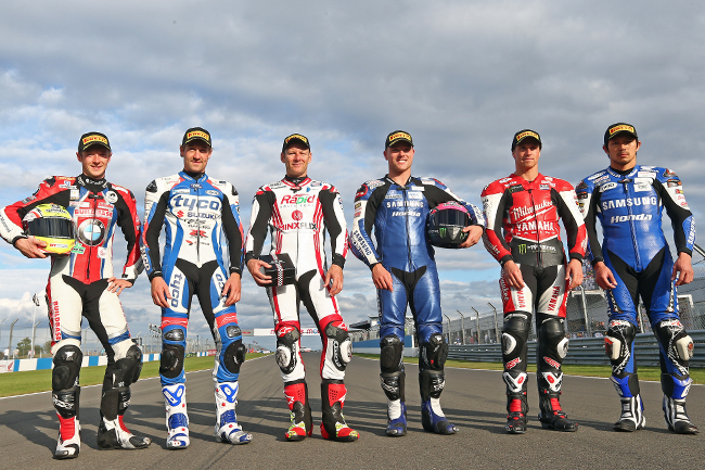 The British Superbike Championship's Title Fighters were confirmed at Donington.