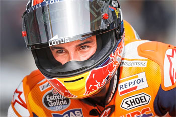 Marquez approach unchanged on the verge of creating history