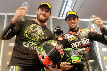 Sykes claims Kawasaki's first WSBK title in 20 years at Jerez