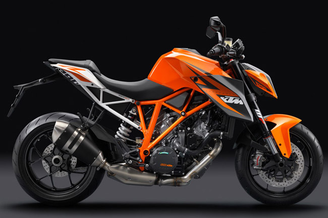 KTM releases first round of specs and info on all-new 1290 Super Duke R