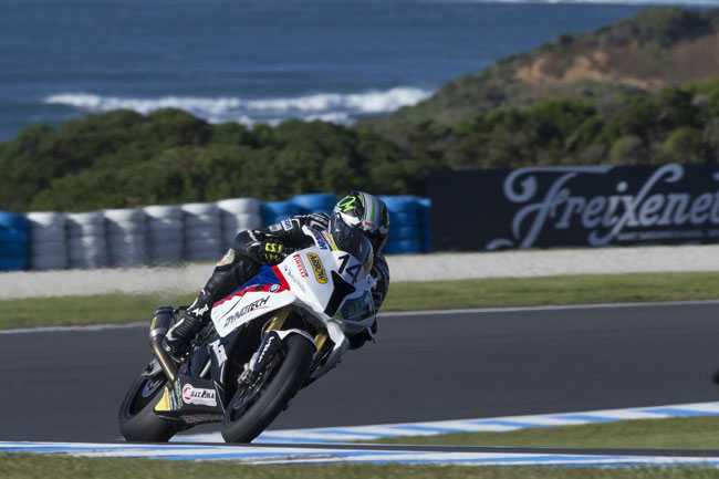Glenn Allerton will lead the ARRC into Phillip Island this weekend. Image: Andrew Gosling.