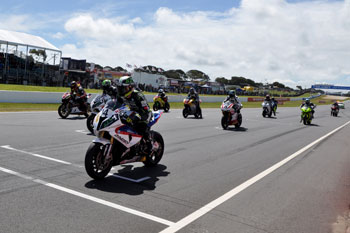 Allerton and Nicolson 1-2 for Next Gen on ARRC 2+4 weekend