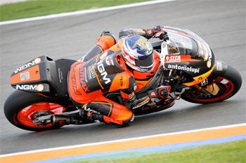 Forward Racing confirms Espargaro and Edwards on Yamahas