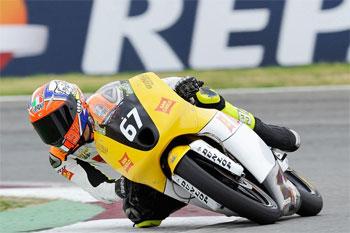 Rossi and Aspar team up to introduce grand prix development program