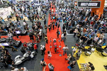 This year's Sydney Motorcycle Show the most successful in near a decade