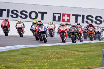 Ticketmaster exclusive ticketing provider for the Australian Motorcycle Grand Prix