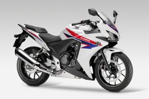 Honda the top-selling road bikes in Australia last year