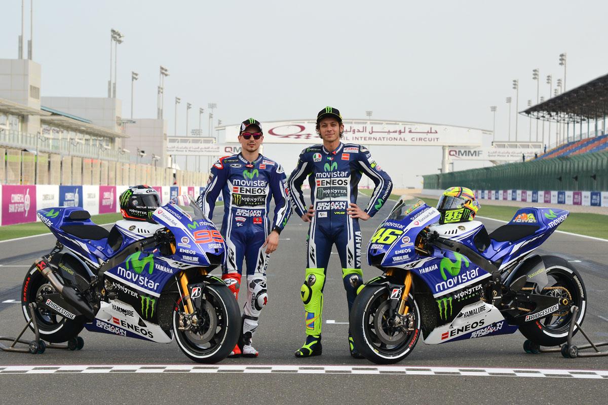 Yamaha uncovers updated 2014 MotoGP livery - CycleOnline.com.au