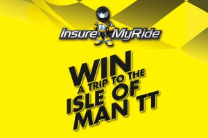 Win a trip to the 2015 Isle of Man TT with InsureMyRide