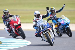 Gardners gain support from Phillip Island Grand Prix Circuit