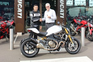 Ducati announces NRL star as latest ambassador