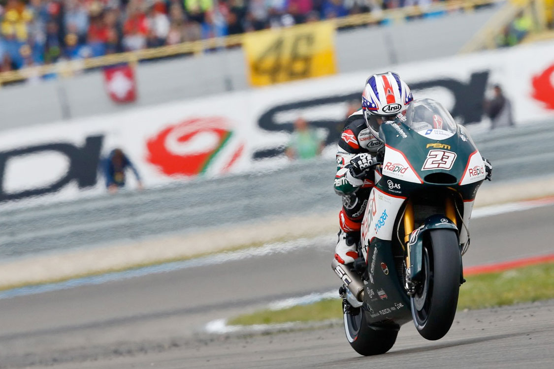 Mistake leads to star showing from Parkes at Assen - CycleOnline.com.au