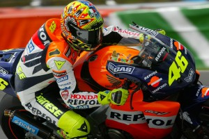 Top 10: Valentino Rossi's greatest race bikes