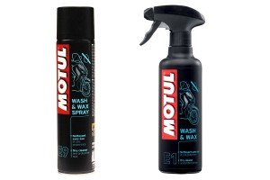 Product: Motul Wash and Wax