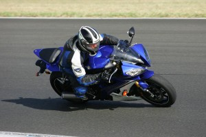 Win a Yamaha ride experience at Sydney Motorsport Park