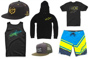 Product: 2014 Alpinestars Summer Apparel range