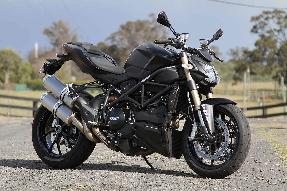 Tested: 2014 Ducati Streetfighter 848 - CycleOnline.com.au