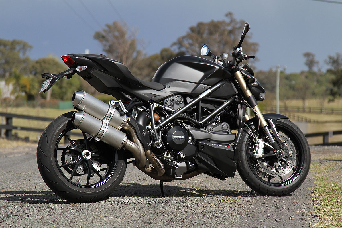 Is The Ducati Streetfighter Comfortable