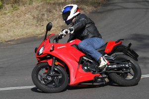 Tested: 2014 Honda CBR300R