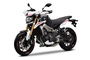 Bike: Yamaha MT-09 Street Rally