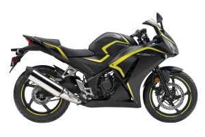 Bike: Honda CBR300R Special Edition